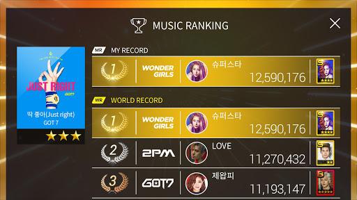 SuperStar JYPNATION modavailable screenshots 7