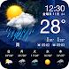 無料天気・雨雲レーダー・台風の天気予報アプリ