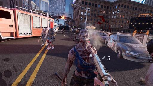 Death Invasion : Survival  screenshots 2