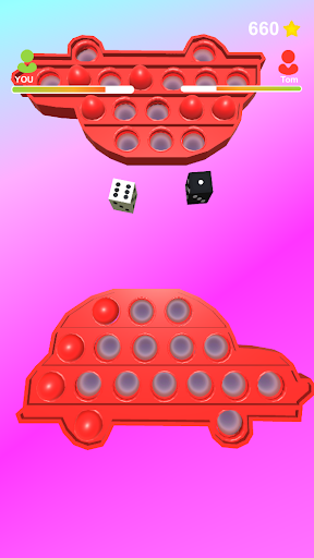Pop It Challenge 3D! relaxing pop it games screenshots 10