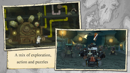 Valiant Hearts The Great War 1.0.1 screenshots 11