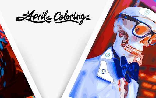 April Coloring - Oil Painting  screenshots 12
