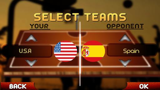 Real 3d Basketball : Full Game 1.8 screenshots 9