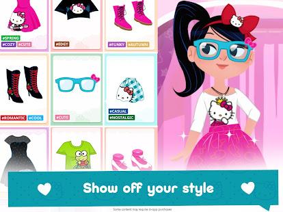 Hello Kitty Fashion Star 2.4 Screenshots 21