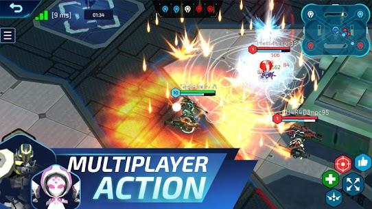 Fhacktions GO – GPS Team PvP Conquest Battle 2