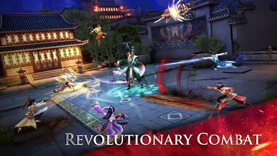 Age of Wushu Dynasty Mod Apk (No Cooldown) Download 5