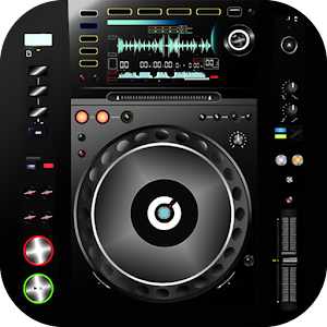 DJ Audio Editor DJ Mixer 1.0 by Creative Photo Lab logo