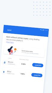 ZebPay Bitcoin and Cryptocurrency Exchange 3.15.02 Screenshots 6