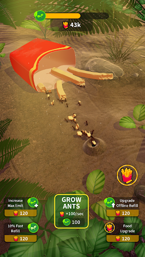 Little Ant Colony - Idle Game screenshots 4