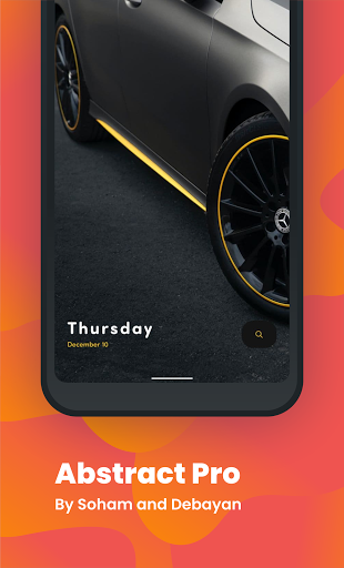 Download APK: Abstract Pro for KWGT v1.3 [Paid]