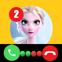 Call from Elssa 📱 Chat + video call (Simulation)