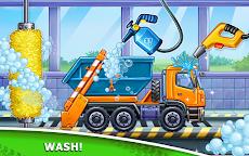 子供のためのトラックゲーム - 家屋 洗車のおすすめ画像2
