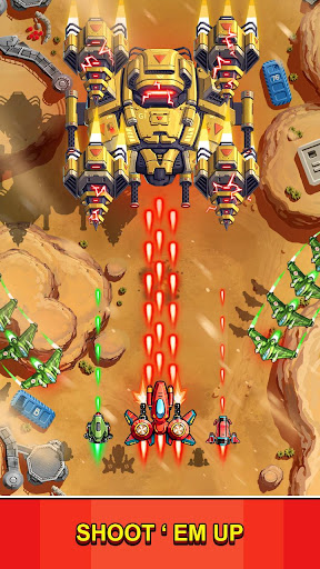 Strike Force - Arcade shooter - Shoot 'em up 1.5.7 screenshots 1