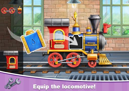 Building and Train Games for Kids Kindergarten apktram screenshots 6