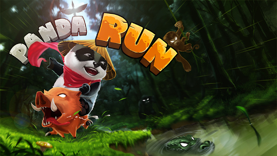 Panda Run  Apps For Pc | How To Install On Windows And Mac Os 1