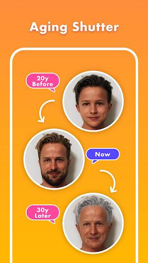 Future Me - See your future, Fantastic Face  screenshots 2
