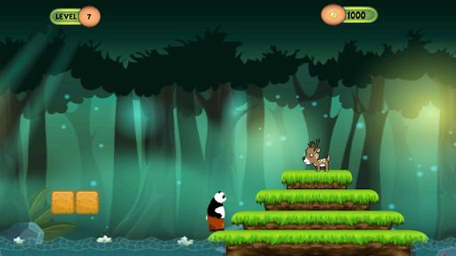 Forest Panda Run 1.2.6.2 screenshots 5