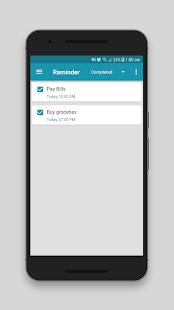 To Do List Reminder with Widget
