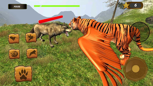Flying Tiger Family Simulator Game 1.0.6 screenshots 8