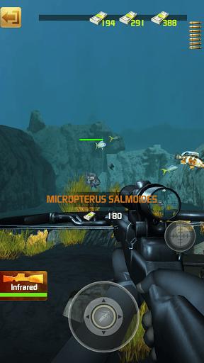 Fishing Hunter - Ocean Shooting Simulator  screenshots 19