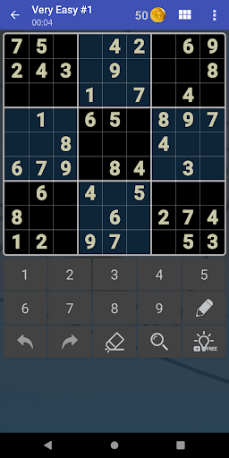 Sudoku Free - Classic Brain Puzzle Game  screenshots 8
