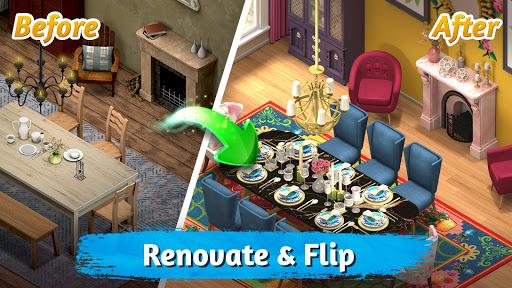 Room Flipu2122: Design Dream Home 1.2.6 screenshots 9