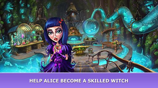 Hiddenverse: Witch's Tales - Hidden Object Puzzles apktram screenshots 9