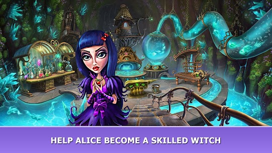 Hiddenverse: Witch's Tales MOD APK 2.0.57 (Free Purchase) 9