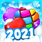 Candy House Fever - 2020 free match game
