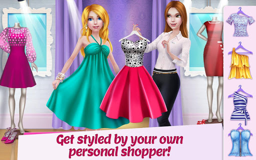 Shopping Mall Girl - Dress Up & Style Game 2.4.5 screenshots 1