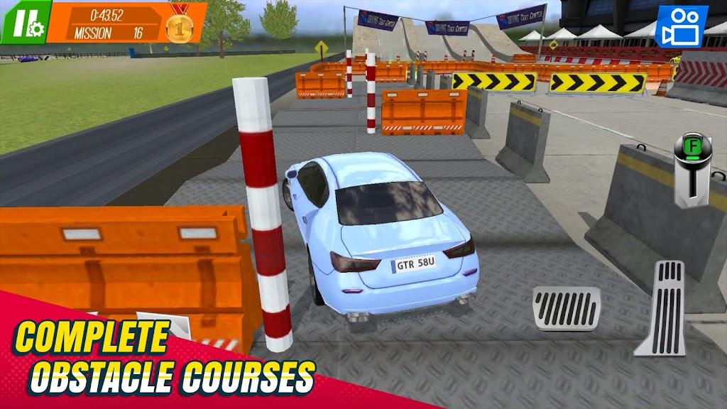 Car Trials: Crash Driver  poster 2