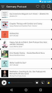 Germany Podcast For Pc – (Windows 7, 8, 10 & Mac) – Free Download In 2020 3
