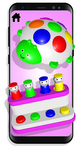 Fidget Toys Pop It Anti stress and Calming Games 1.0.3 screenshots 1