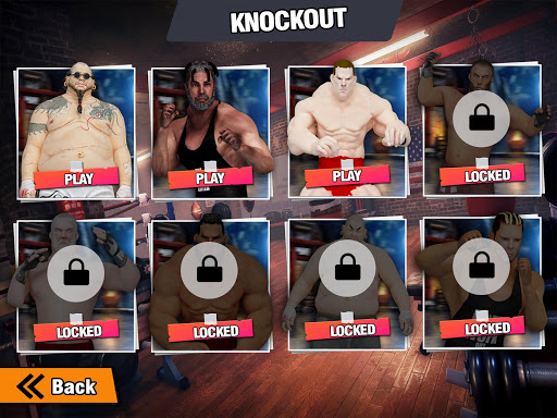 GYM Fighting Games: Bodybuilder Trainer Fight PRO 1.3.7 screenshots 14