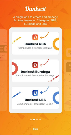 Dunkest - Fantasy Basketball android2mod screenshots 3