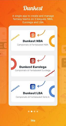 Dunkest - Fantasy Basketball 2.3.10 screenshots 3