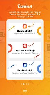 Dunkest - Fantasy Basketball