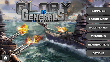 Glory of Generals :Pacific
