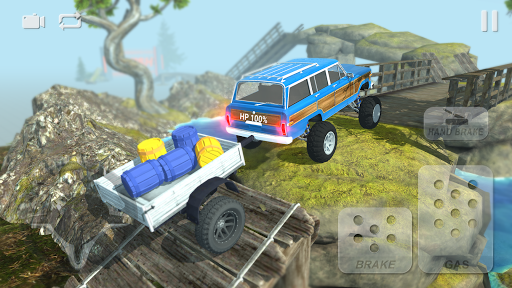 Offroad Simulator 2021: Mud & Trucks 1.0.17 screenshots 6