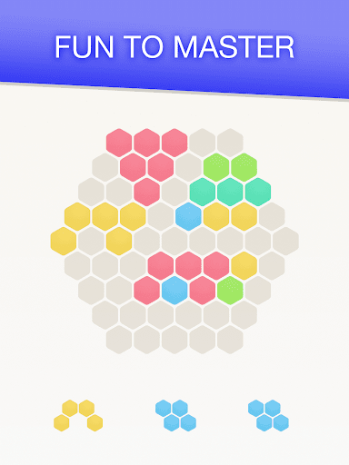 Hex FRVR - Drag the Block in the Hexagonal Puzzle screenshots 12