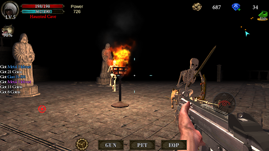 Tomb Hunter Mod 1.0.80 Apk (Unlimited money) 3