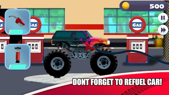 Truck Racing for kids 2