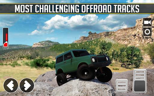 Off road 4X4 Jeep Racing Xtreme 3D 2 1.1.1 screenshots 13