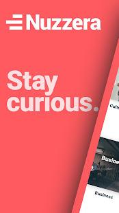 Nuzzera - Experience News & Magazines