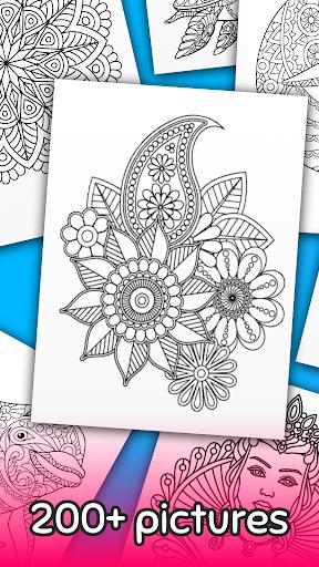 Mandala Coloring Pages 16.2.6 Screenshots 9