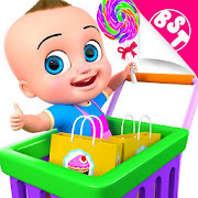 Baby BST Kids - Supermarket