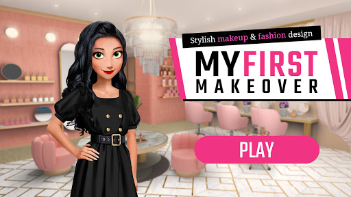 My First Makeover: Stylish makeup & fashion design 1.1.0 screenshots 11