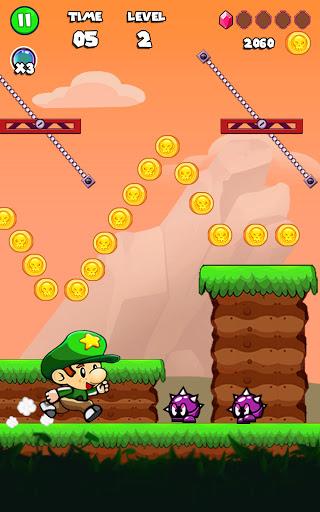 Bob Run: Adventure run game apkpoly screenshots 15