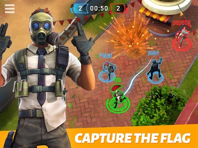 Outfire: Multiplayer Online Shooter MOD APK (All Weapons Unlocked) 7