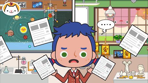Miga Town: My School 1.2 Screenshots 4